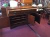 Mahogany Vintage Buffet Cabinet