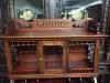 Ornate Secretary Desk
