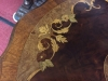 inlaid french table