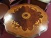 antique inlaid table