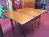 Antique Sheraton Table