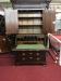 antique slant front secretary desk