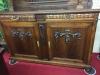 Antique French Art Nouveau Cabinet