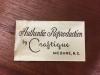 Reproduction Craftique Authentic Furniture