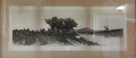 Rost Antique Etching