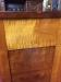 tiger maple dresser