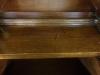 mahogany breakfront