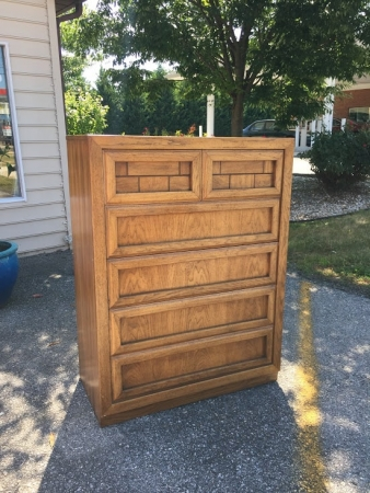 dixie tall chest