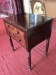 antique work table