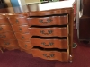 french cherry dresser