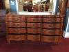 triple vintage dresser