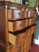 french provincial tall chest