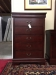 cherry chest of drawers
