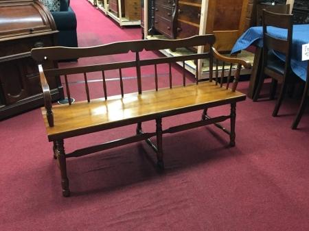 maple deacons bench