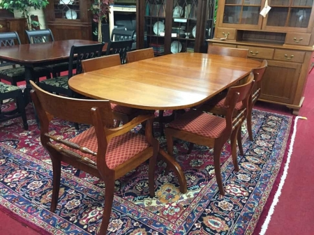 morganton table and chairs