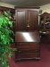 craftique blind door secretary desk