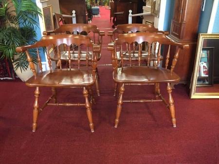 kling cherry chairs