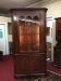 colonial furniture corner cabinet