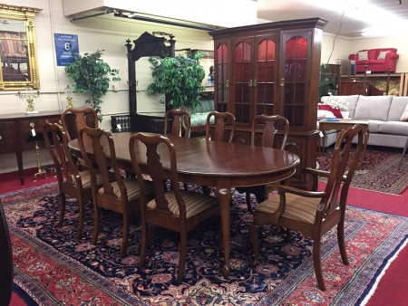 pennsylvania house table and chairs