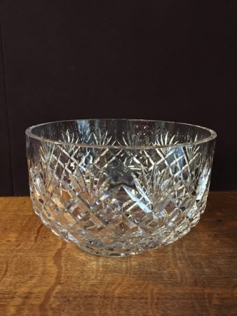 waterford crystal serving bowl