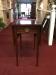 craftique mahogany pembroke table