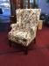 english garden wing chair