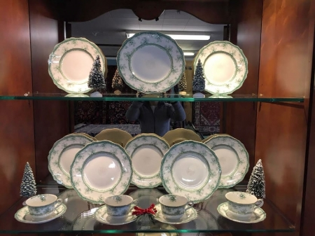 john maddox and sons china set