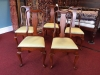pennsylvania house cherry Queen Anne dining Chairs