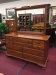 taylor jamestown cherry dresser with mirror