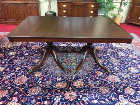Berkey and Gay Antique Dining Table