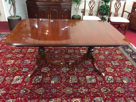 Knob Creek Cherry Dining Table