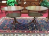Brandt Mahogany End Tables