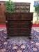 antique mahogany victorian chest
