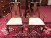 Kling Queen Anne Arm Chairs