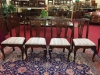 Vintage Cherry Dining Chairs ($169 each)