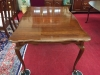Cherry Scalloped Dining Table