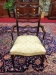 Antique Potthast Chippendale Chair