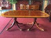 Councill Craftsman Banded Dining Table