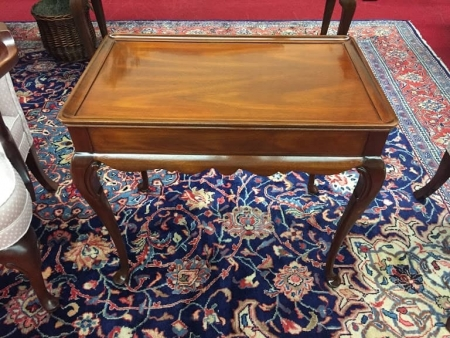 Councill Craftsman Mahogany Tea Table