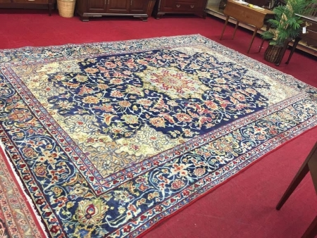 Blue Persian Room Size Rug