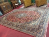 Kashan Persian Room Size Rug I