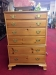 Drexel Chest on Chest in Pine