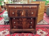Empire Revival Mahogany Chest of Drawers