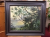 Original Oil on Board, Signed A. Long