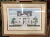 """John J. Olivieri Print of """"Peter Shields Inn"""""""