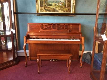 Baldwin Upright Cherry Piano