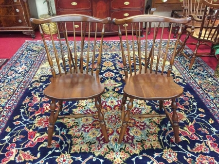 Pennsylvania House Cherry Side Chairs