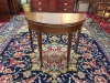 Antique Sheraton Games Table