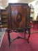 French Rococo Style Inlaid and Carved Cabinet