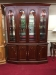 Colonial Furniture Lighted China Cabinet